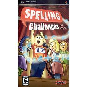 Spelling Challenges And More (PSP)