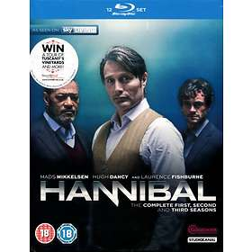Hannibal - Seasons 1-3 (UK)