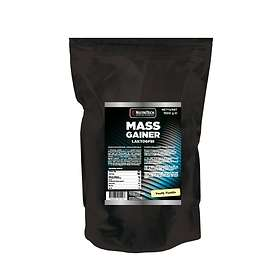 Nutritech International Mass Gainer Laktosfri 1,5kg