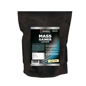 Nutritech International Mass Gainer Laktosfri 4kg