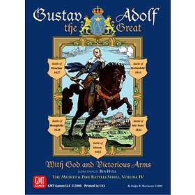 Gustav Adolf: With God & Victorious Arms