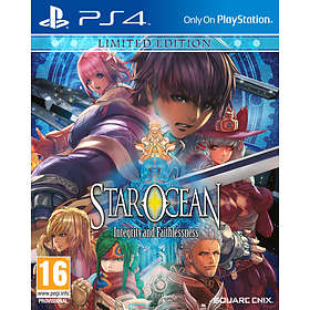 Star Ocean 5: Integrity and Faithlessness - Limited Edition