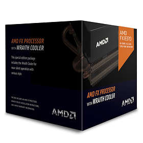 AMD FX-Series FX-8370 4.0GHz Socket AM3+ Box incl. Wraith Cooler