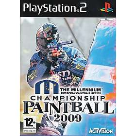 NPPL: Championship Paintball 2009 (PS2)