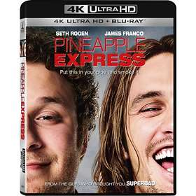 Pineapple Express (UHD+BD)