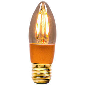 Bell Lighting LED Vintage Candle 300lm 2000K E14 4W (Dimmable)
