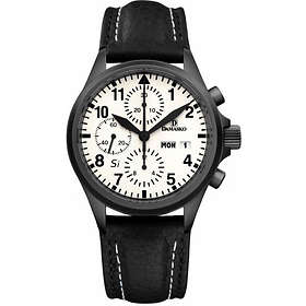Damasko DC 57 Si Black Leather