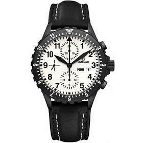 Damasko DC 67 Black Leather