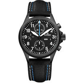 Damasko DC 58 Black Leather