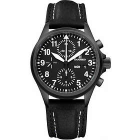 Damasko DC 56 Black Leather