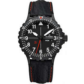 Damasko DK 10 Black Leather