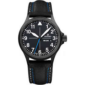 Damasko DA 38 Black Leather