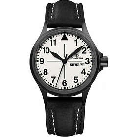 Damasko DA 37 Black Leather