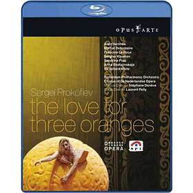 Prokofiev Sergey: The Love for Three Oranges