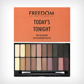 Freedom Makeup Decadence 20 Eyeshadow Palette