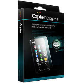 Copter Exoglass Curved Screen Protector for Samsung Galaxy S7
