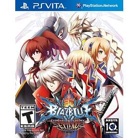 BlazBlue: Chrono Phantasma Extend - Limited Edition