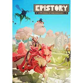 Epistory: Typing Chronicles (PC)