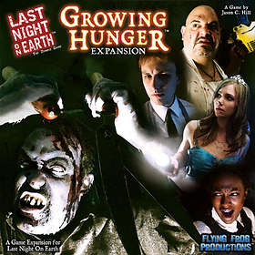 Last Night On Earth: Growing Hunger (exp.)
