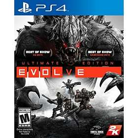 Evolve - Ultimate Edition (PS4)