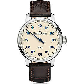 MeisterSinger No 2 AM6603N Leather