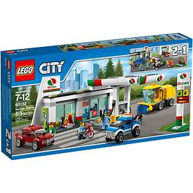 LEGO City 60132 Service Station