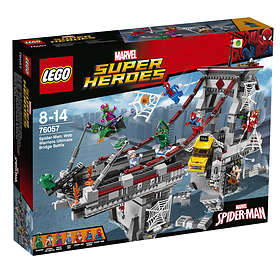 LEGO Marvel Super Heroes 76057 Spider-Man Web Warriors Ultimate Bridge Battle