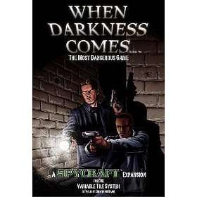 When Darkness Comes: The Most Dangerous Game (exp.)