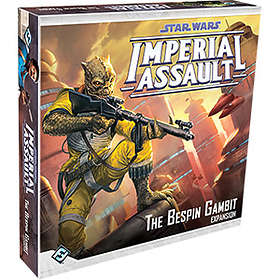 Star Wars: Imperial Assault - The Bespin Gambit (exp.)