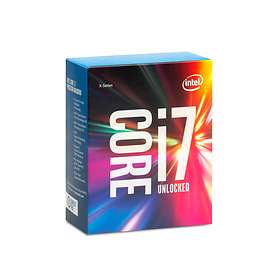 Intel Core i7 6800K 3.4GHz Socket 2011-3 Box without Cooler