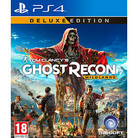 Tom Clancy's Ghost Recon: Wildlands - Deluxe Edition (PS4)