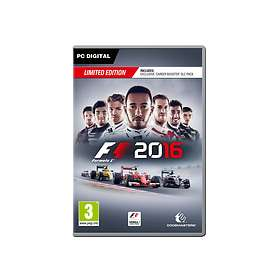 F1 2016 - Limited Edition (PC)