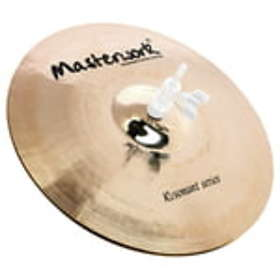 Masterwork Cymbals Resonant Hi-Hats 13""