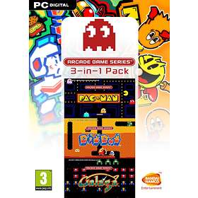 Arcade Game Series 3-in-1 Pack (PC)