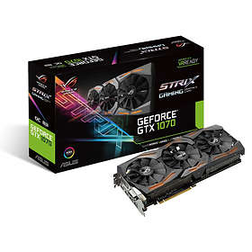 Asus GeForce GTX 1070 Strix Gaming OC 2xHDMI 2xDP 8GB