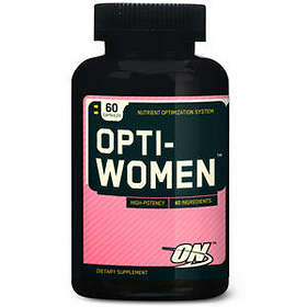 Optimum Nutrition Opti-Women 120 Capsules