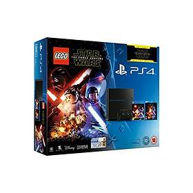 Sony PlayStation 4 500GB (incl. LEGO Star Wars: The Force Awakens + Movie)