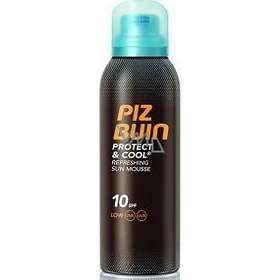 Piz Buin Protect & Cool Mousse SPF10 150ml