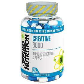 Applied Nutrition Creatine 3000 120 Capsules