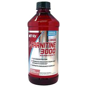 MET-Rx Liquid L-Carnitine 3000 473ml