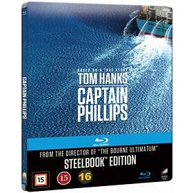 Captain Phillips - Limited SteelBook Edition