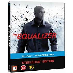 The Equalizer - Limited SteelBook Edition
