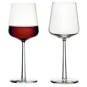 Iittala Essence Red Wine Glass 45cl 2-pack