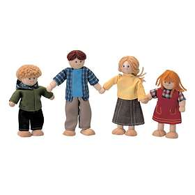 Plan Toys Doll Family (7415)