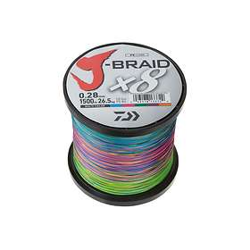 Daiwa J-Braid X8 0.24mm 1500m