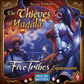 Five Tribes: The Thieves of Naqala (exp.)