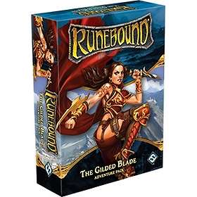 Runebound (3rd Edition): Gilded Blade (exp.)