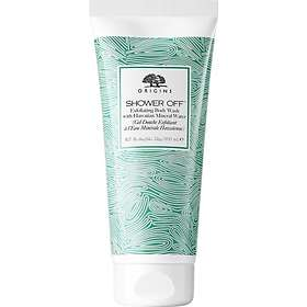 Origins Shower Off Exfoliating Body Wash 200ml