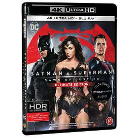 Batman v Superman: Dawn of Justice (UHD+BD)