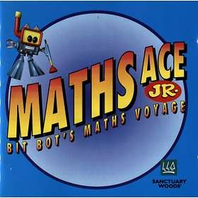 Maths Ace Jr: Bit Bot's Voyage